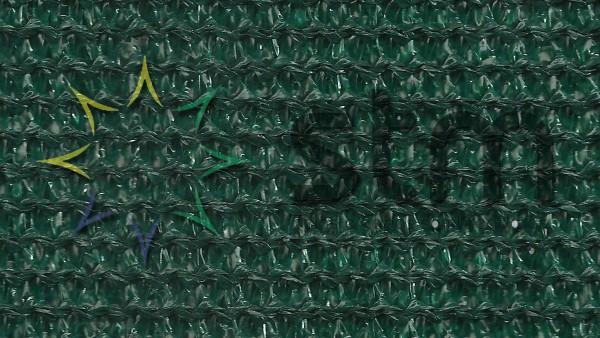 tela para sombreamento verde