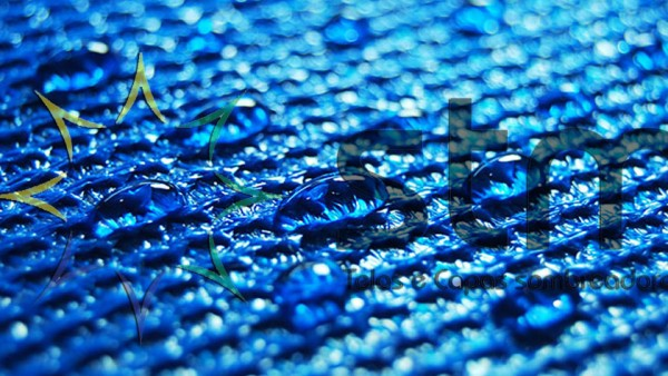 Tela Sombramento Impermeável Azul